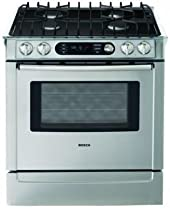 "Hot Sale Bosch 700 Series Integra 30"" Self-Cleaning Slide-In with Warming Drawer"