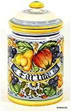 FRUTTA Round canister Farina Flour 4322-FRU