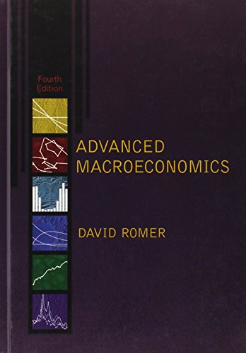 Advanced Macroeconomics (The Mcgraw-Hill Series in...