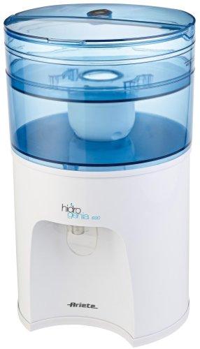 Ariete Dispenser Hidrogenia Water Chiller 600, Capacità Totale 6 lt