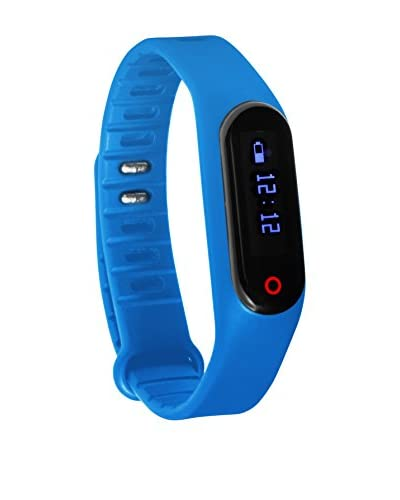 NUEBOO Fitness-Armband One Touch blau