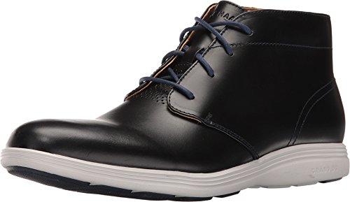 Cole Haan Men's Grand Tour Chukka Marine Blue Leather/Vapor Blue Boot 9 D (M) (Vapor Tour 9 compare prices)