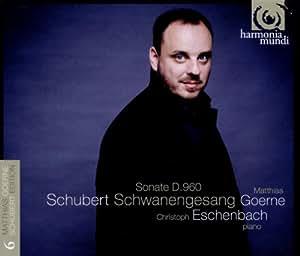 Schubert : Schwanengesang - Sonate pour piano n°21 D.960