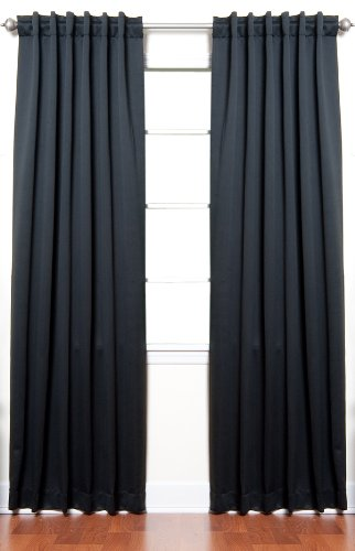Solid Thermal Insulated Blackout Curtain review