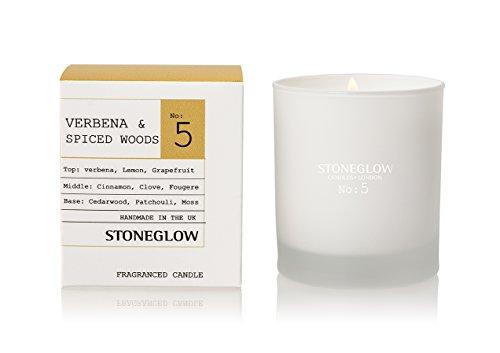 Modern Apothecary: speziata al profumo di Verbena & Clean &-Candela profumata in bicchiere Tumbler alla moda