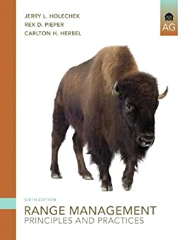 Range Management: Principles and Practices (6th Edition)