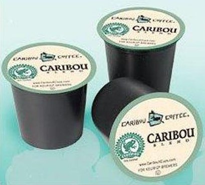Amazon - Caribou Coffee Caribou Blend, 36 K-Cups - $16.62