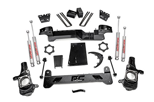 Rough Country - 297N2 - 6-inch Suspension Lift Kit w/ Premium N2.0 Shocks (6 Inch Suspension Lift Kit compare prices)