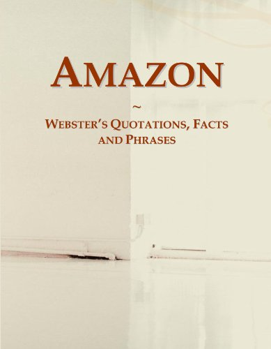 Amazon: Webster's Quotations, Facts and Phrases