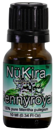 Pennyroyal Essential Oil (Mentha pulegium) Therapeutic Grade By NuKira (10 Ml)