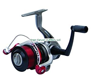 Zebco ZT50 Trophy Spin Reel from Zebco