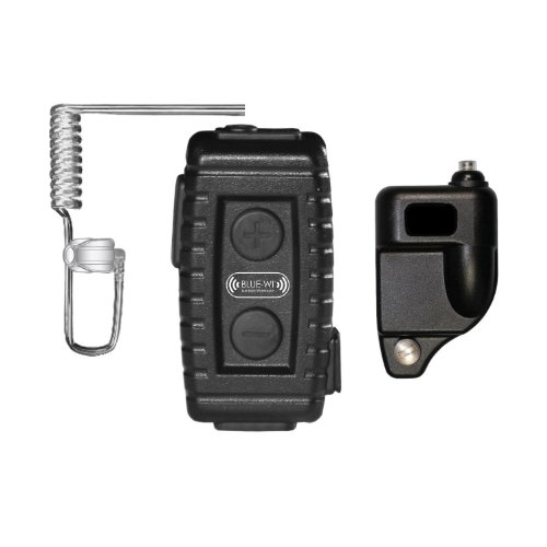 Blue-Wi Bw-Nt5028 Nighthawk Bluetooth Lapel Microphone