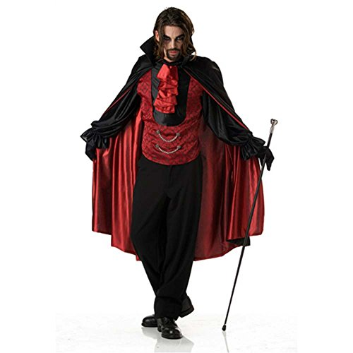 Count Bloodthirst Costume - X-Large - Chest Size 44-46