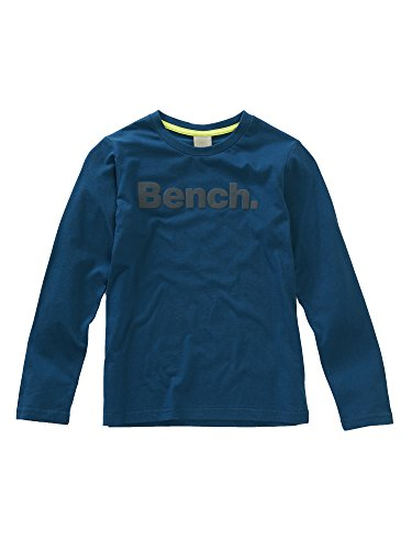 Bench Stand B, T-Shirt Bambino, Blau (Blue BL190), 16 anni