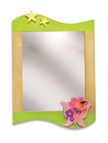Room Magic RM10-MG Wall Mirror, Garden