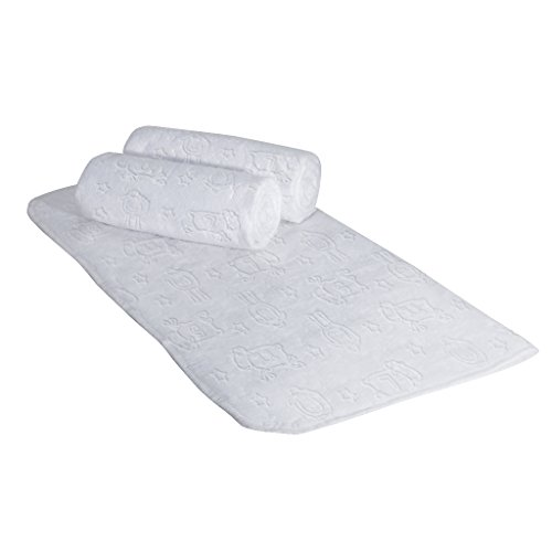 Serta Perfect Sleeper Lap and Burp Pads