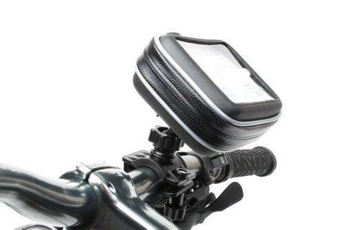 DURAGADGET Support et étui vélo / bicyclette résistant à l'eau pour Apple iPhone 4