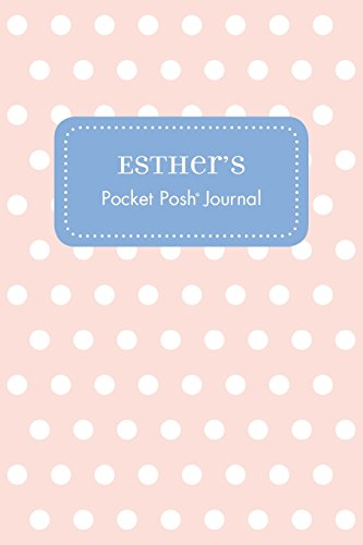 Esther's Pocket Posh Journal, Polka Dot