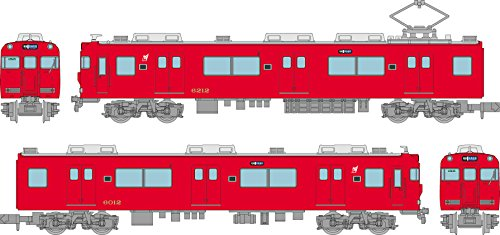 鉄道コレクション 鉄コレ 名古屋鉄道6000系 (蒲郡線・ワンマン仕様) 2両セット