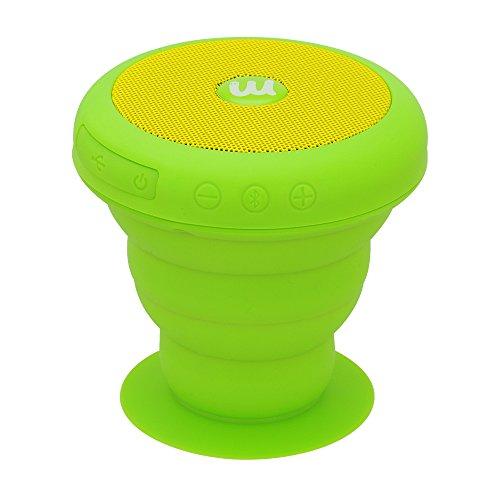 センチュリー 多機能Bluetoothスピーカー「Wormee(ワーミィ)」 グリーン CBTSP-WM-GR