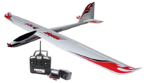 Phoenix X Evo 742-5 4Ch 2.4Ghz Brushless Electric Rtf Remote Control Rc Airplane (Color May Vary)