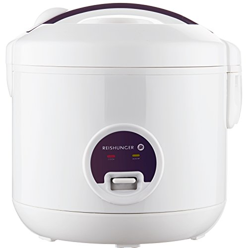 Reishunger-Reiskocher-mit-Warmhaltefunktion-12-l-500-W-fr-4-Personen