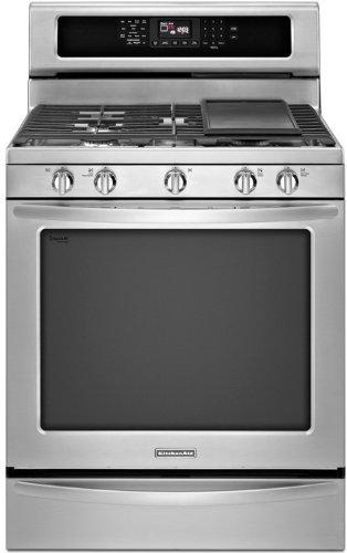 KitchenAid KGRS308BSS