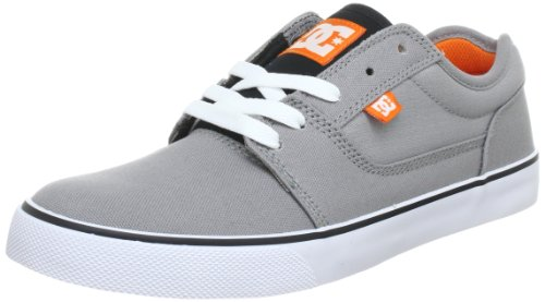 DC TONIK TX SHOE Low Mens Gray Grau (WVO-WLDVOG) Size: 6 (40 EU)