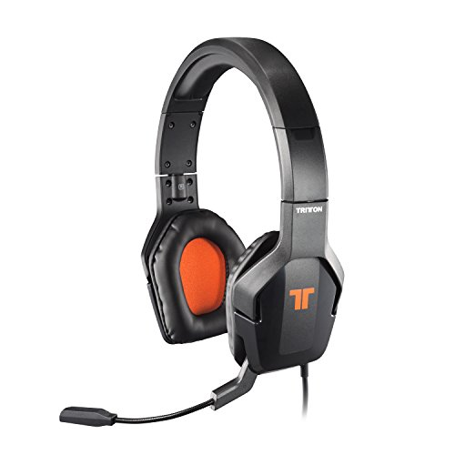 Tritton Trigger Stereo Headset For Xbox 360 front-599711
