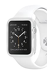 Amzer TPU Smartwatch Skin for Apple Watch - Retail Packaging - 38mm