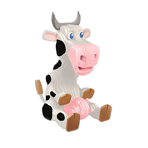 Trussart Designs Cow 3D Modeling Kit - 1