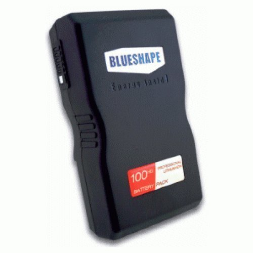 Blueshape Vlock Li-Ion Battery 100 Wh 6,6 Ah, 12A Load Discharge