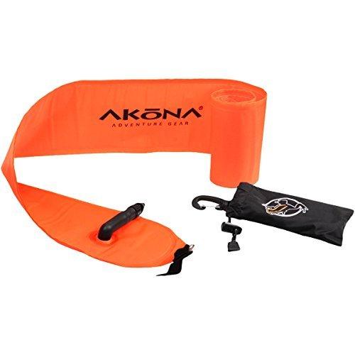 akona-hi-viz-safety-tube-orange-40-inch-by-akona
