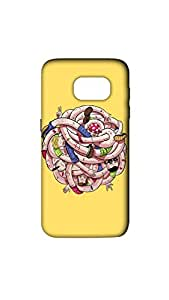 Fantastic Four Stylish Mobile Case/Cover For Samsung Galaxy S7