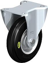 Blickle B-VW 125 RFixed Caster 492quot Wheel Diameter 110 lb Load Capacity