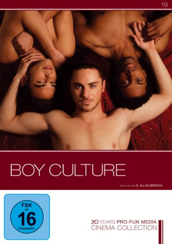 BOY CULTURE - 20 YEARS PRO-FUN MEDIA CINEMA COLLECTION (OmU)