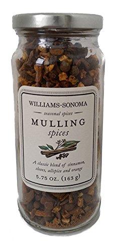 Williams-Sonoma Classic Mulling Spices - (1) 5.75oz Jar (William Sonoma Sauce Pan compare prices)