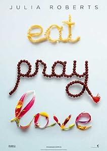 Eat, Pray, Love - Movie Poster - 11 x 17 Inch (28cm x 44cm)