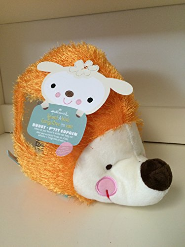 Hallmark Record-a-wish Buddy Hedgehog - 1