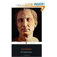 The Twelve Caesars (Penguin Classics) by Suetonius, James Rives and Robert Graves