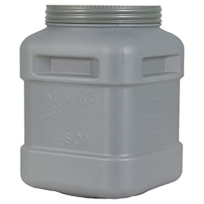 Petmate Mason Jar Food Storage
