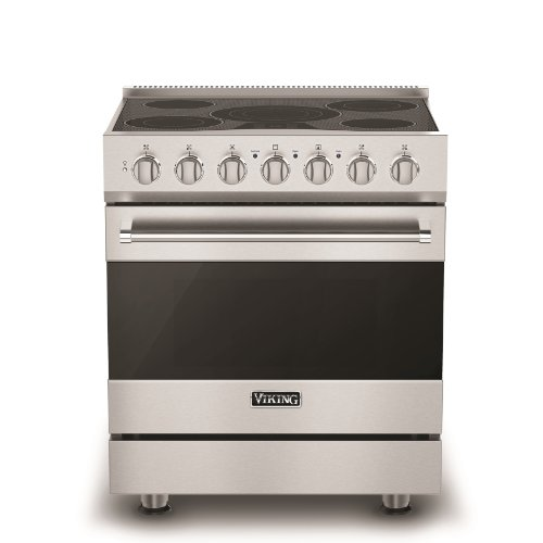 "Viking Rver3305Bss 30"" Freestanding Electric Range"