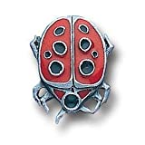 Pewter 3-D Collector Pin - Lady Bug