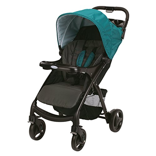 Review Of Graco Verb Click Connect Stroller, Sapphire