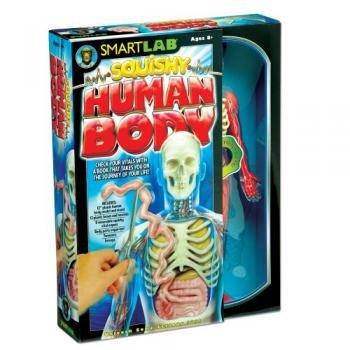 SmartLab Toys Squishy Human Body by Smart Lab