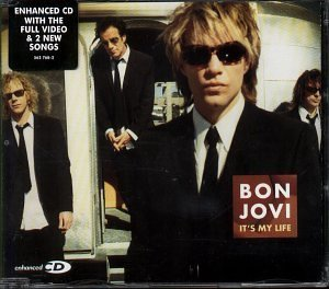 It's My Life [CD 2] [CD 2] by Bon Jovi (2000) Audio CD