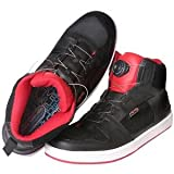 AXO 5to9 Shoes (Black/Red, Size 11)