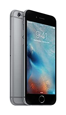 Apple iPhone 6s (Space Grey, 16GB)