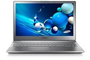Samsung 770Z5E-S01 39,6 cm (15,6 Zoll) Notebook (Intel Core i7 3635QM, 2,4GHz, 8GB RAM, 1TB HDD, AMD HD 8870M 2GB, Win 8) titan silber