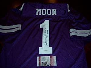 Warren Moon Signed Jersey - Washington Huskies hof Jsa coa - Autographed College... by Sports+Memorabilia